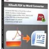 Xilisoft PDF to Word Converter 1.0.2 (build 2012.02.28) (ML/RUS) | Редакторы
