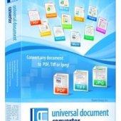 Universal Document Converter 6.1.1310.10090 ML/RUS | Редакторы