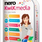 Nero Kwik Media Free 12.5.00400 ML/RUS | Запись дисков