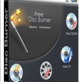 FREE Disc Burner 3.0.19.610 ML/RUS | Запись дисков