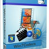 Win7codecs 3.8.1 + x64 Components ML/RUS | Кодеки