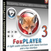 Foxmediatools FoxPlayer 3.2.0 ENG | Плееры