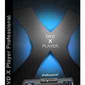 DVD X Player Professional 5.5.3.9 ML/RUS | Плееры