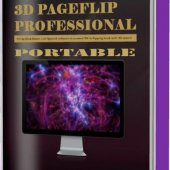 3D PageFlip Professional 1.7.3 Portable by mett (x32 x64bit) | Моделирование