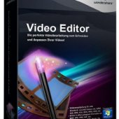 Wondershare Video Editor 3.1.4 Portable | Редакторы