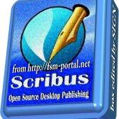 Scribus.1.4.3.Final (x32/x64) + PortableApps | Редакторы