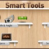 Smart Tools v1.4 Android (21.03.12) [ENG] | Навигация,ГИС,GPS