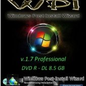 Mega WPI 2010 v.1.7 Professional (x32/x64/XP/Vista/7) | Сборники Soft`a