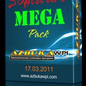 Azbukawpi Software Mega Pack 17.03.11 - Тихая установка/Silent Install (x32/x64/ML/RUS) | Сборники Soft`a