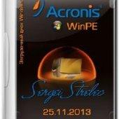 Acronis Win8 PE Sergei Strelec 25.11.2013 Full/Lite (2013) PC | Сборники Soft`a